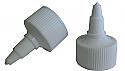 Plastic White Twist Top Cap 28/410